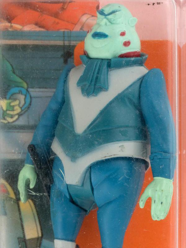 Brazilian Glasslite Vlix Figure (1988)