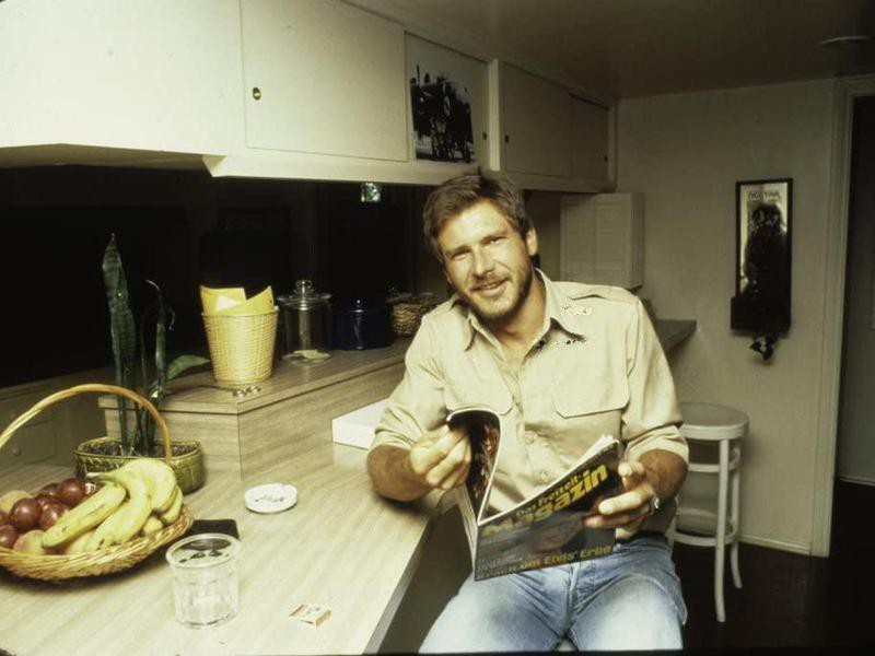 Harrison Ford in the 1970s