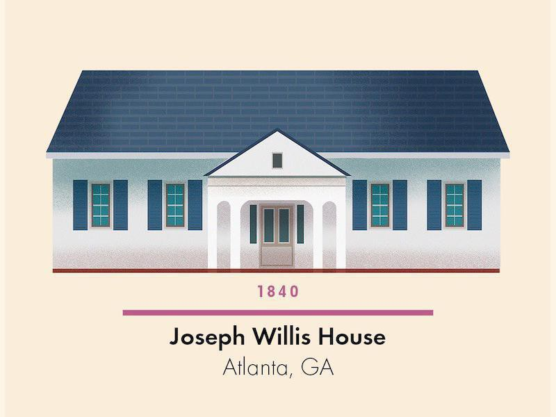 Atlanta oldest
