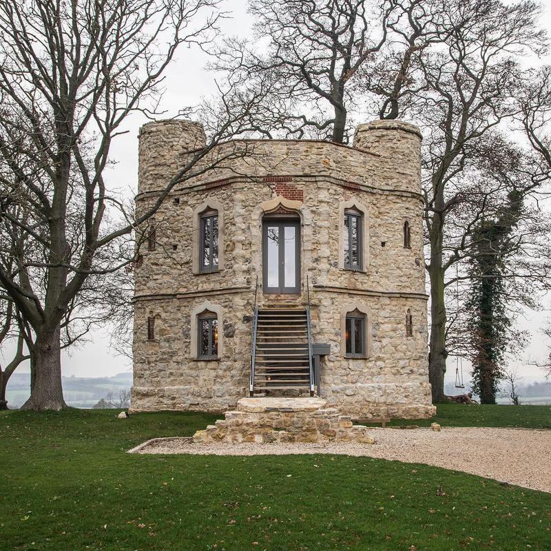 Dinton Castle exterior