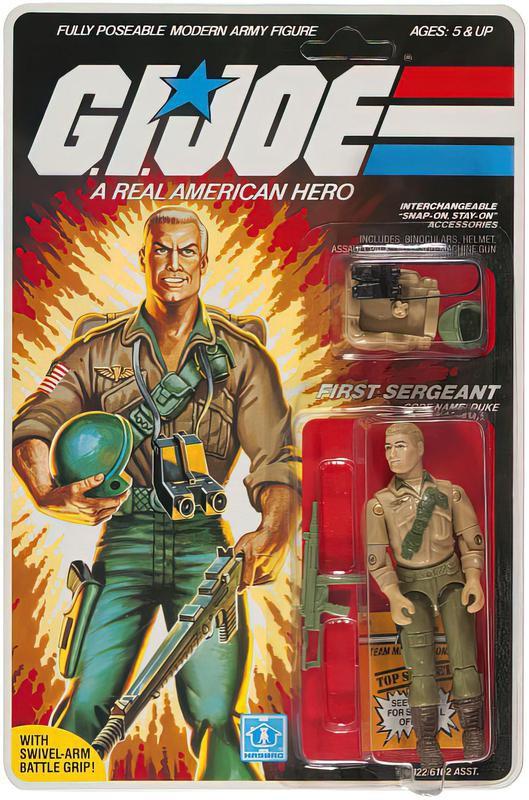 1985 First Sergeant Duke