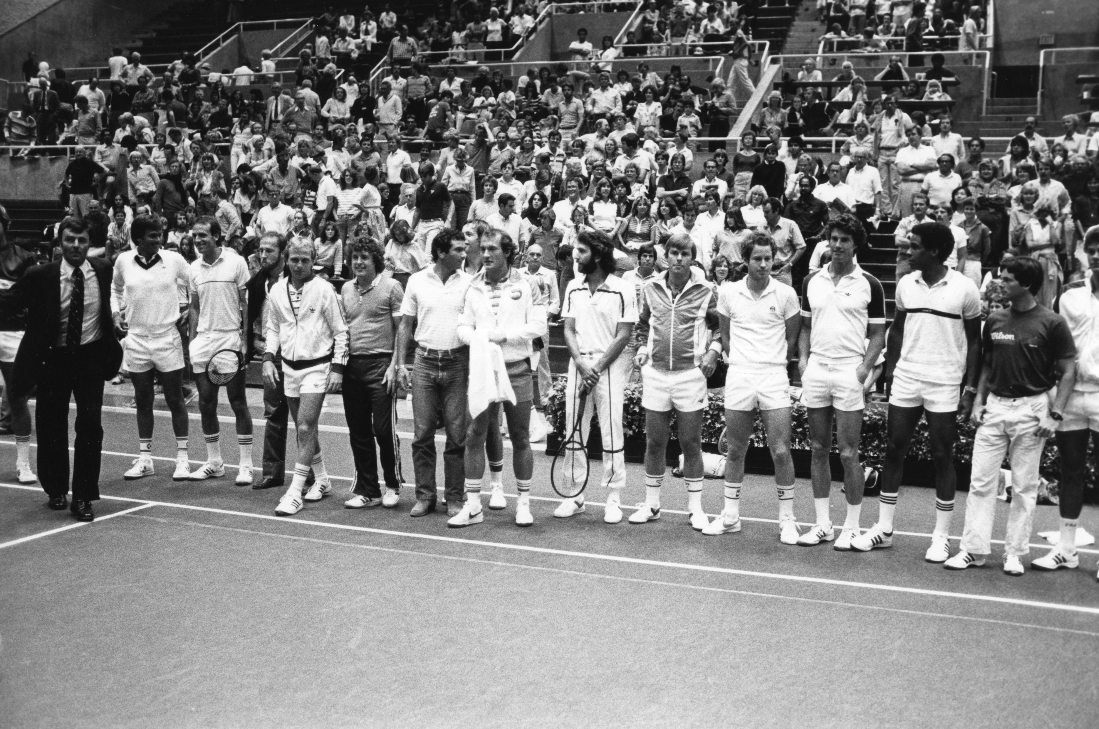 1978 Stanford tennis team
