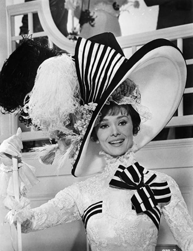 Audrey Hepburn in My Fair Lady