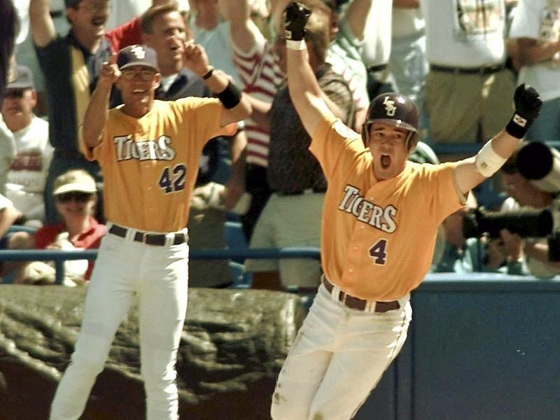 1996 LSU Tigers