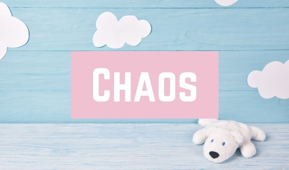 Worst Baby Names: Chaos