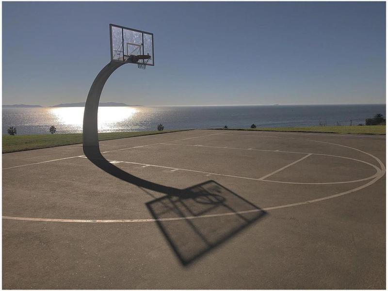 Angels Gate Park Basketball Court