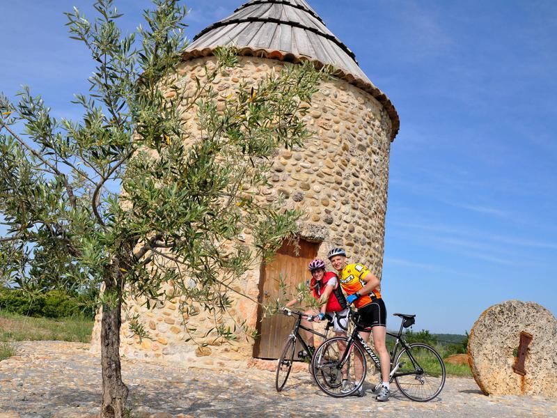 Provence - France Bike Tour