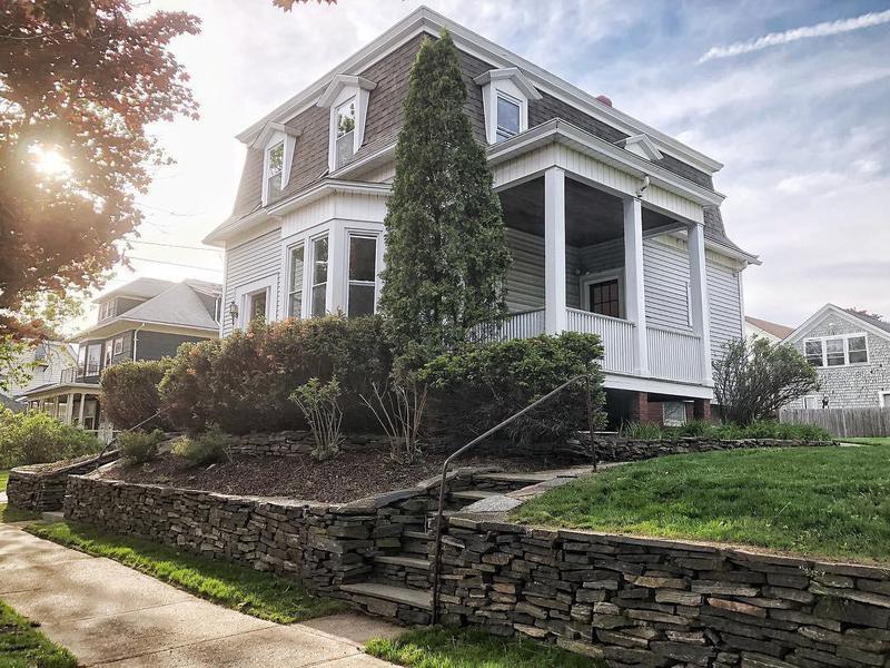 Rhode Island Victorian exterior