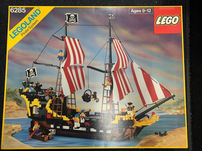 Black Seas Barracuda lego