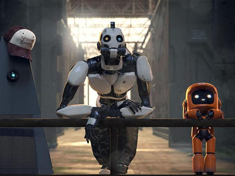 Love Death + Robots