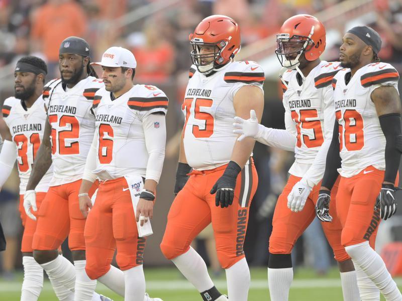 Cleveland Browns captains