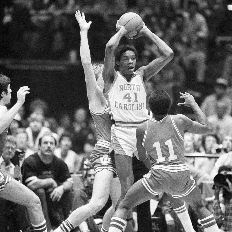 Sam Perkins in 1981