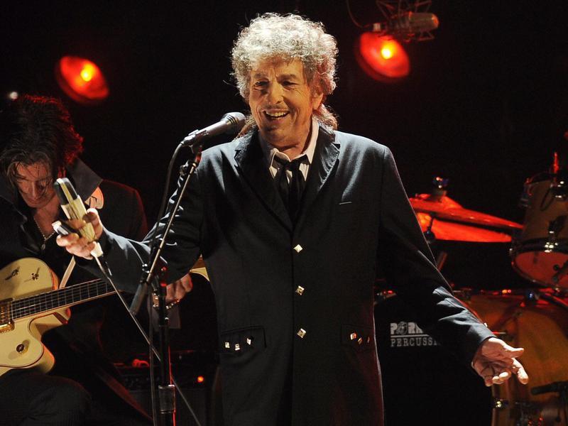 Bob Dylan in 2012