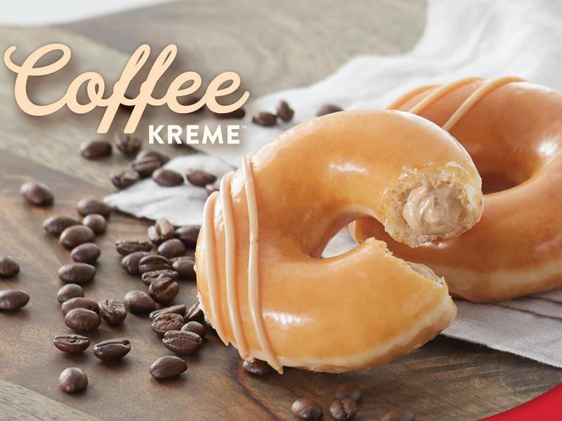 Coffee Kreme Donuts