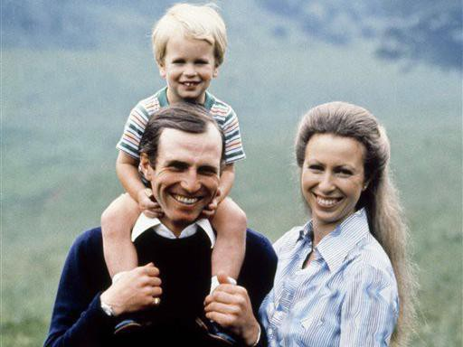 Prince Anne's family