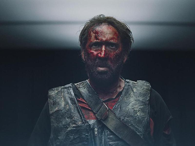 """Mandy Nicolas Cage in """"Mandy"""""""