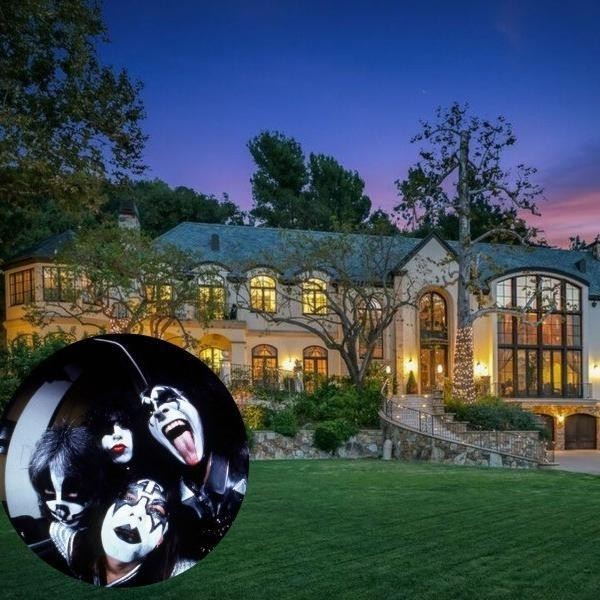 Rock-and-Roll Real Estate of Kiss