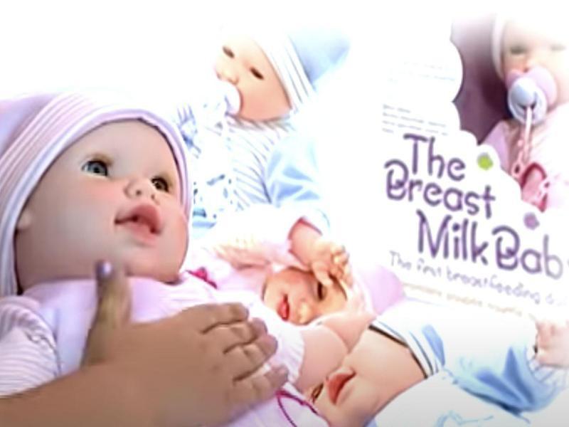 Breastmilk Baby Doll
