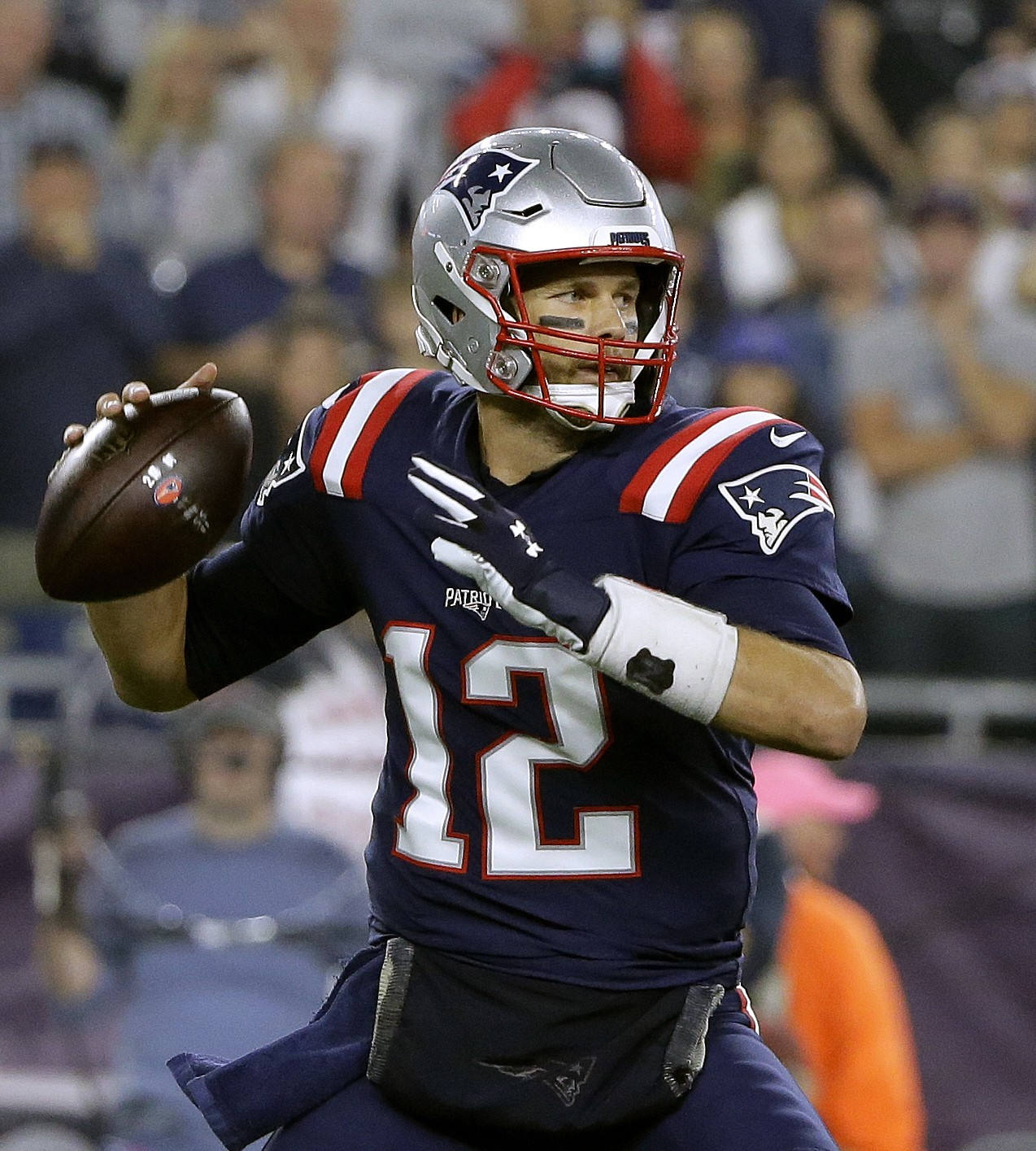 Tom Brady is a four-time NFL MVP