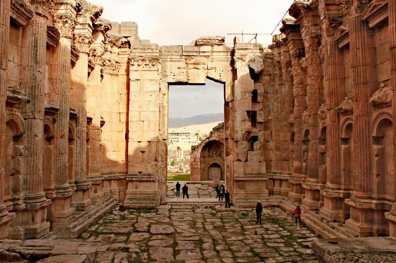 Temples at Baalbek