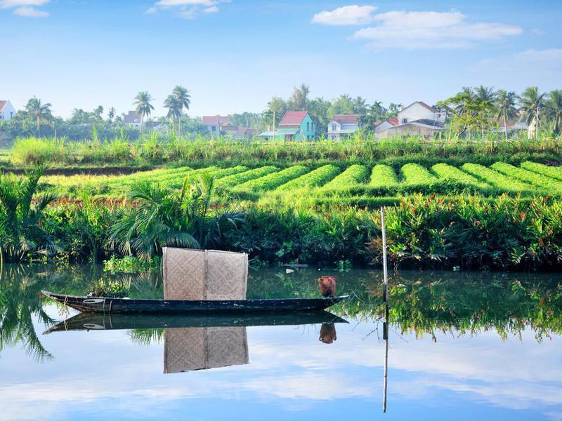 Mekong River in Vietnam