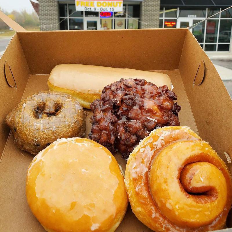 PANA Donuts Coffee & Boba Tea