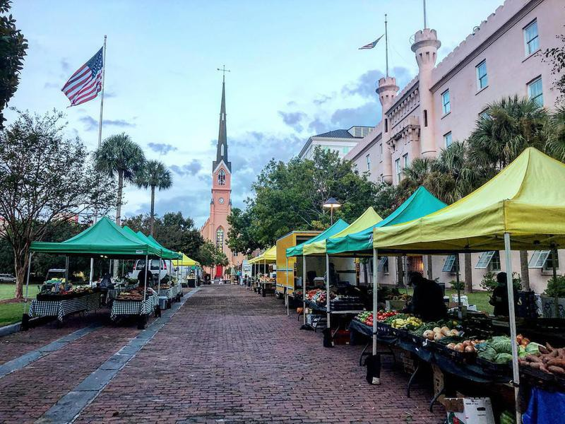 Charleston Farmers' Market
