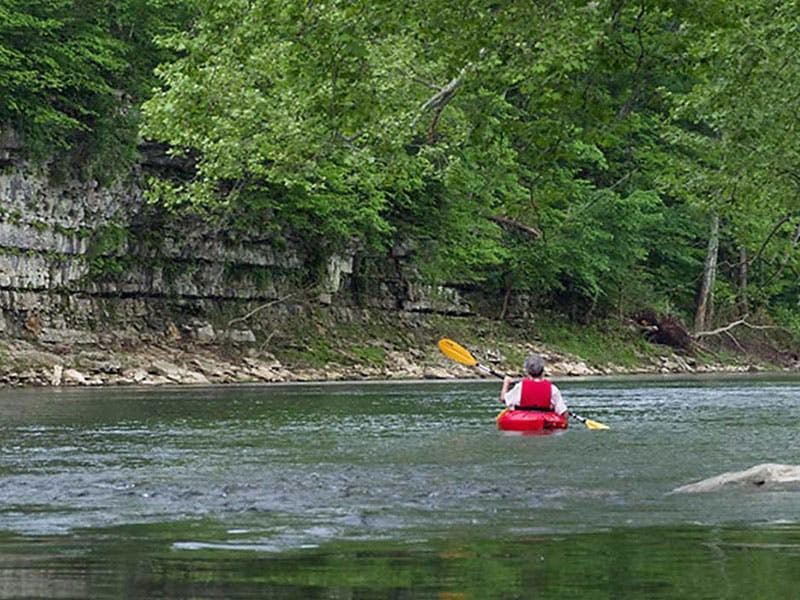 Blue River, Indiana