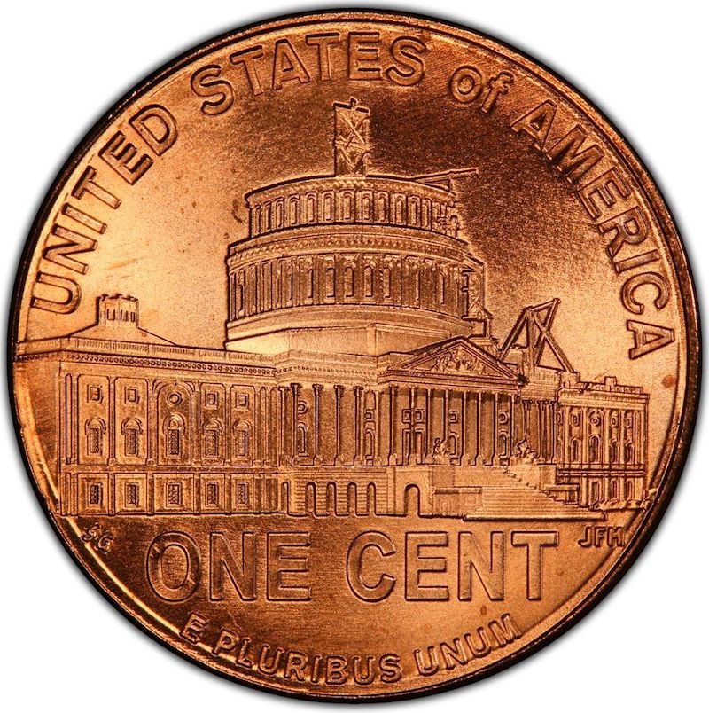 2009 Lincoln Presidency Cent