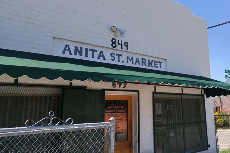 Anita's Street Market