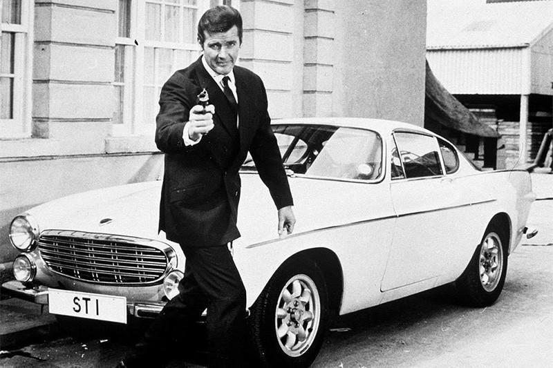 25. 1962 Volvo P4 1800