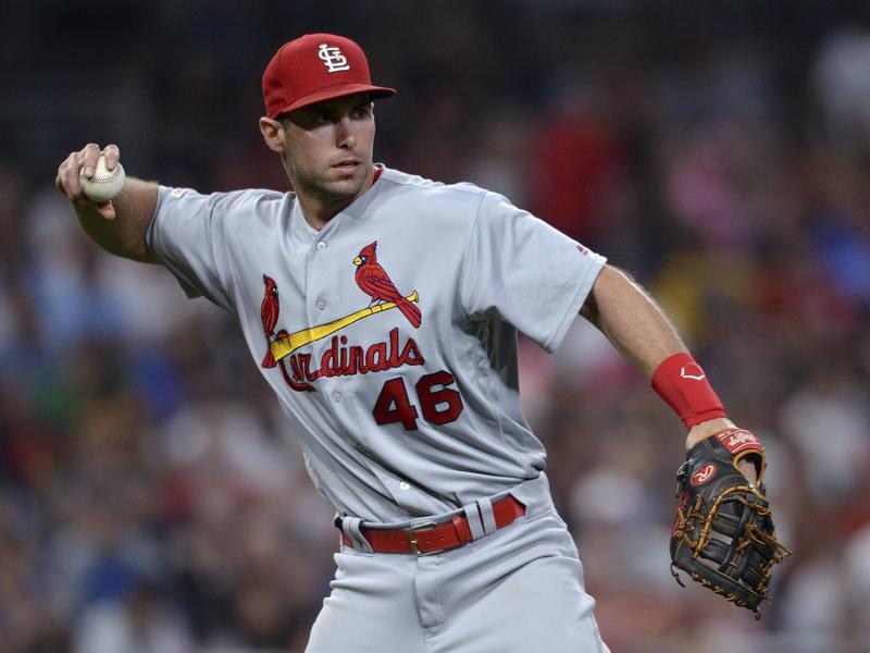 St. Louis Cardinals first baseman Paul Goldschmidt