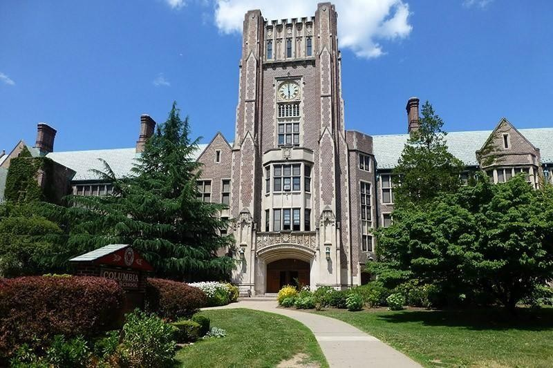 Columbia High School in New Jersey