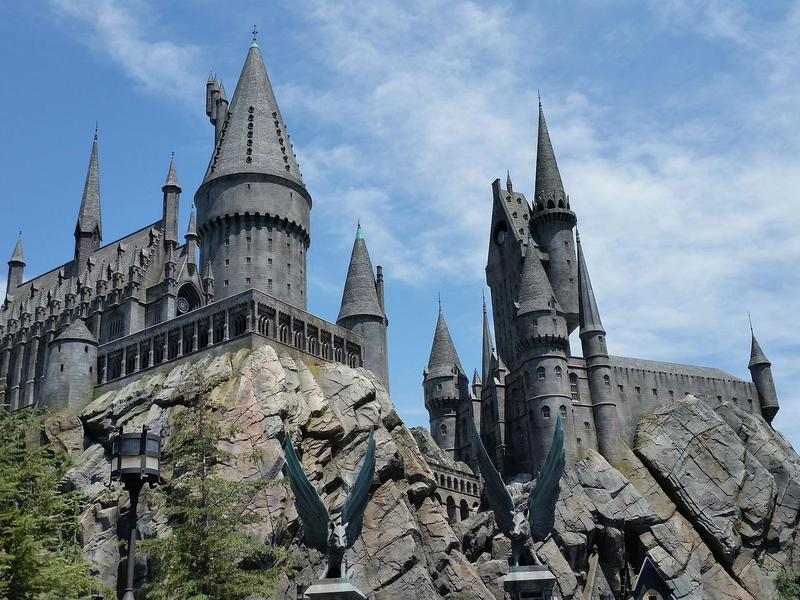 Wizarding World Harry Potter