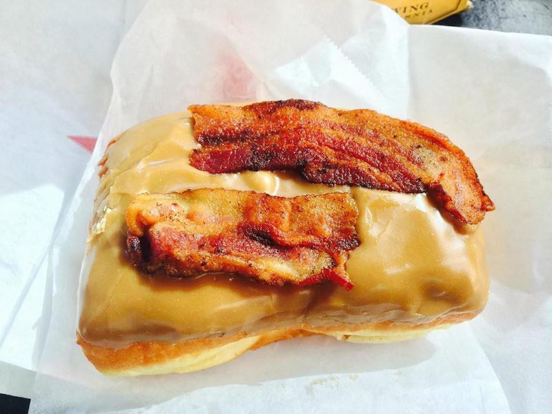 Maple Bacon Bar