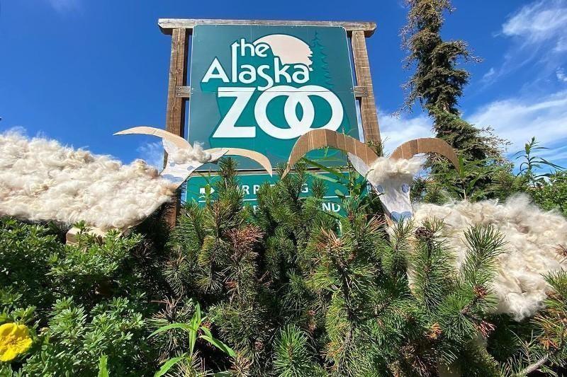 Alaska Zoo, Anchorage, Alaska