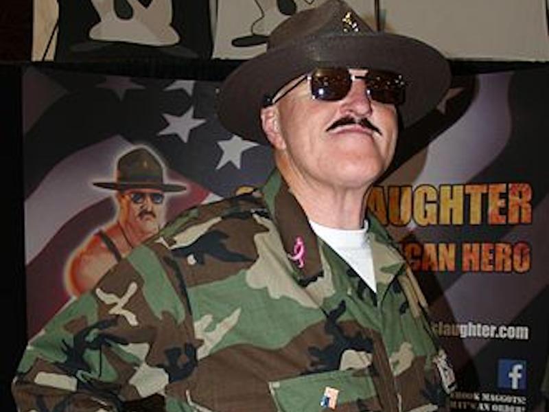 Sgt. Slaughter