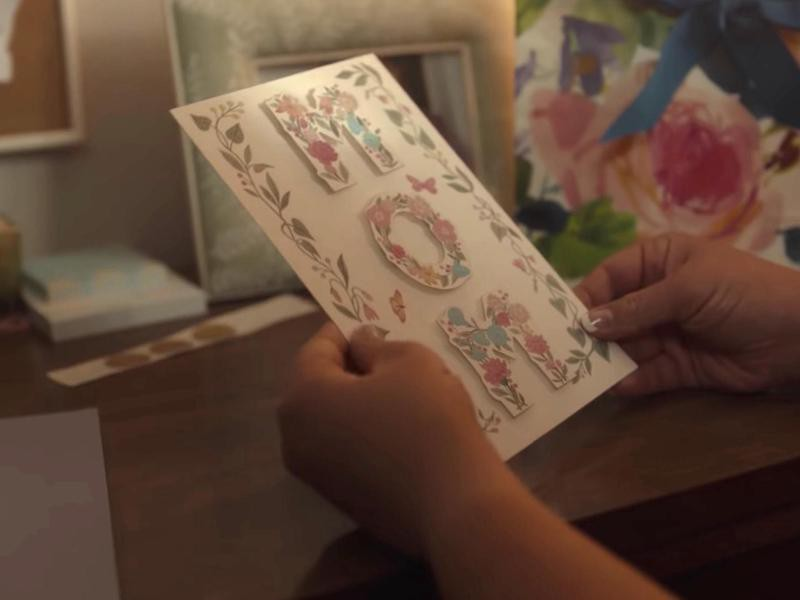 Hallmark Cards commercial