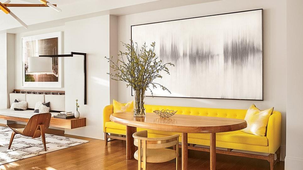 Jeff Gordon's NYC apartment