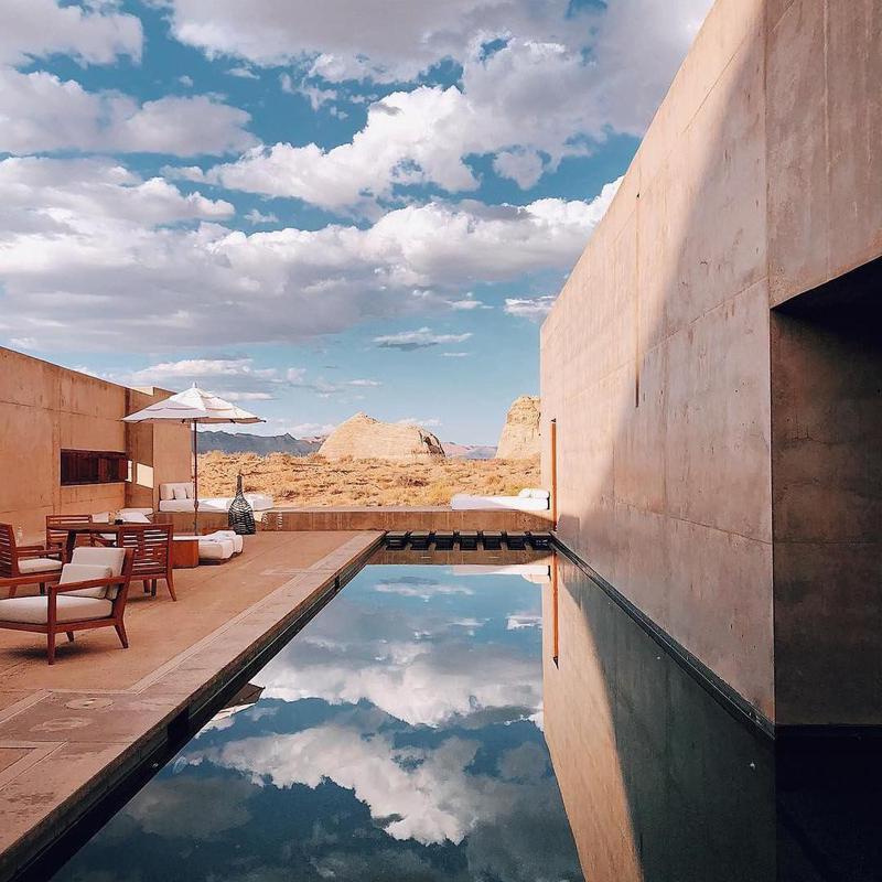 Surreal Desert Retreat in Utah
