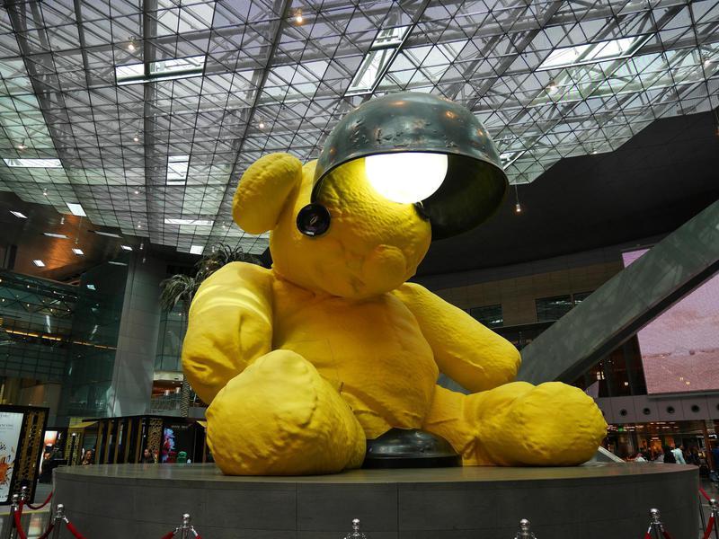 Lamp Bear