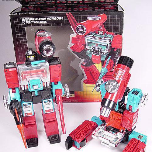 Transformers Perceptor G1