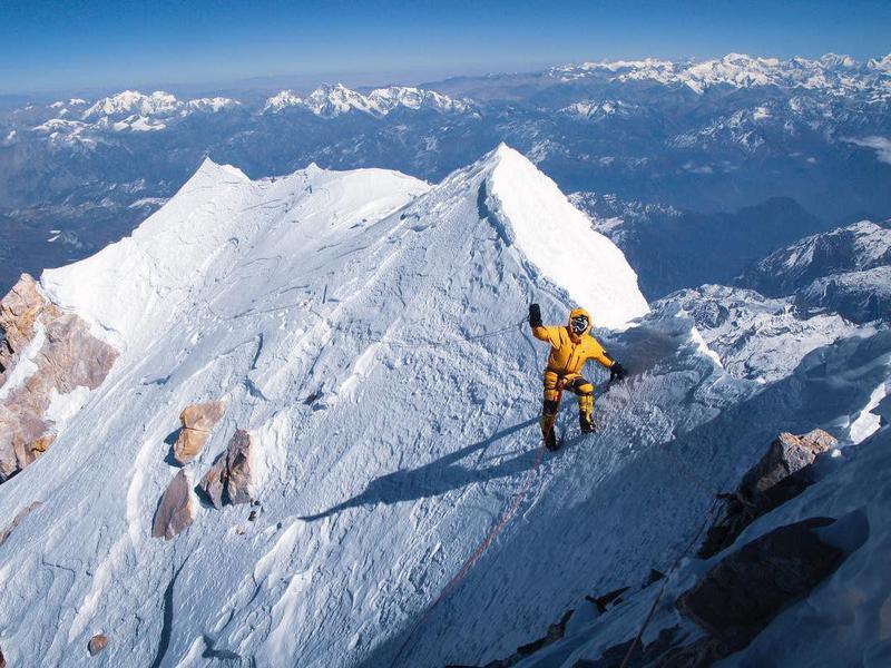 Makalu Summit