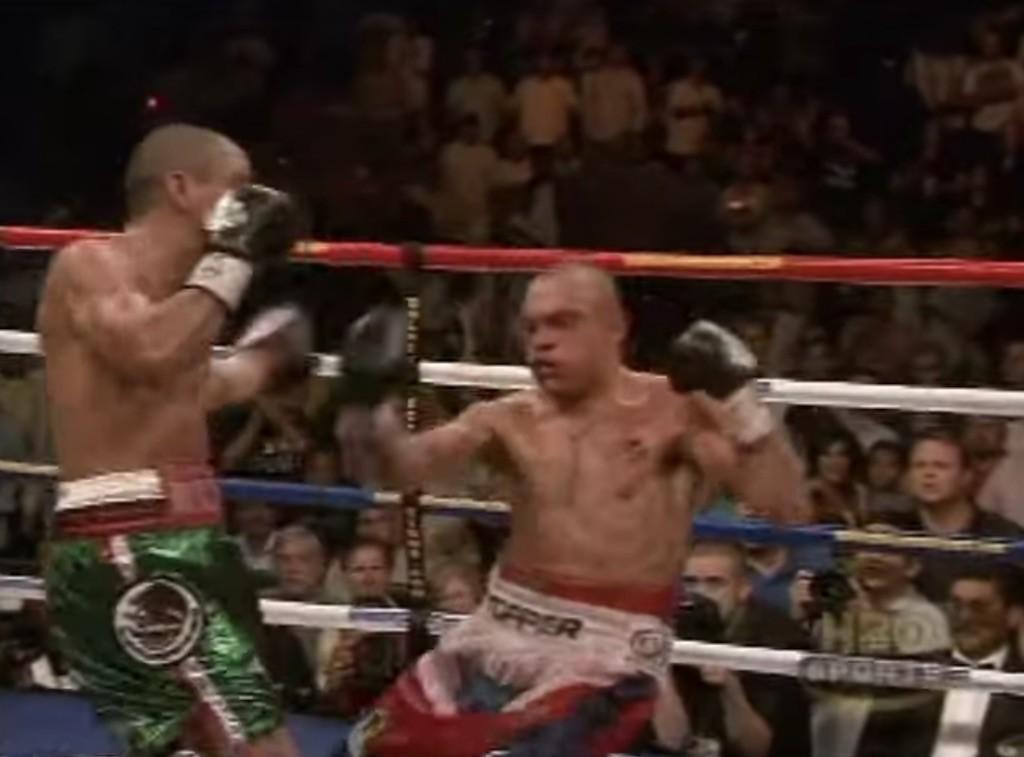 Rocky Juarez and Jorge Barrios