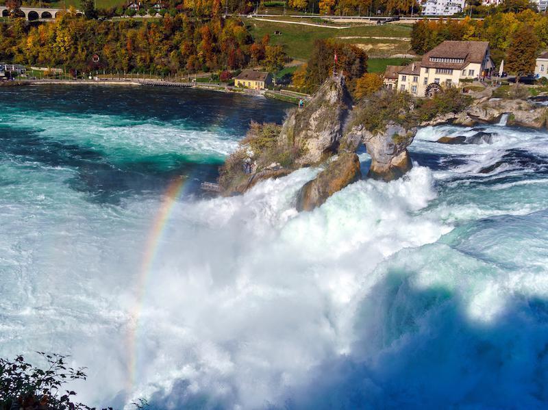 The Rheinfall