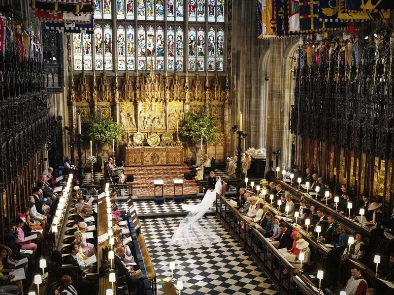 St. George's Chapel in Windsor Castle
