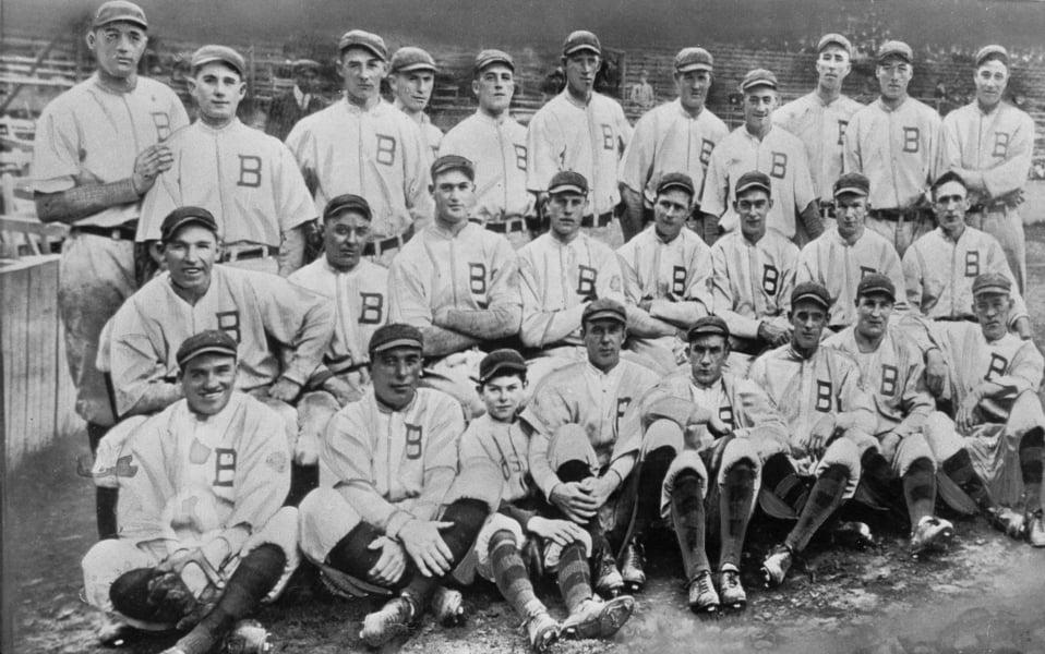 1914 Braves