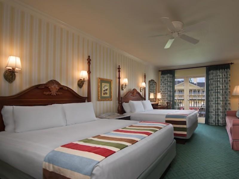 BoardWalk rooms