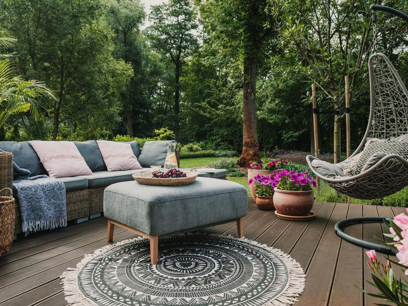 Take Your Living Room Outdoors