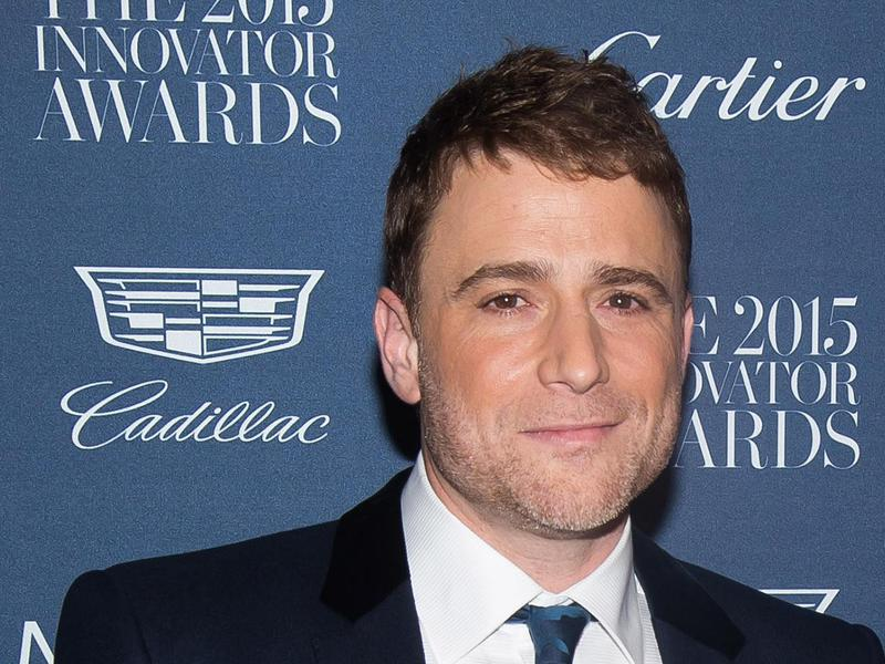 Slack CEO Stewart Butterfield attends the WSJ Magazine Innovator Awards in 2015.